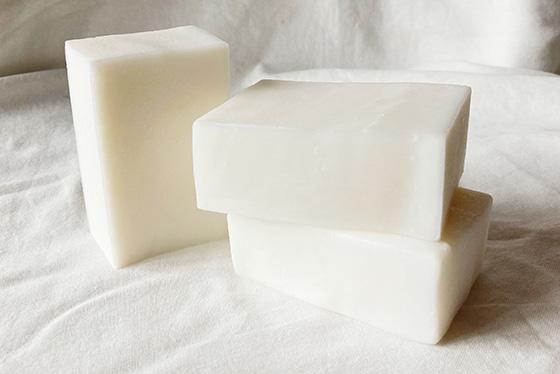 白い季 SHIROITOKI 無添加石鹸